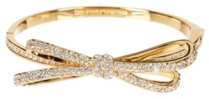 Kate Spade Pave Hinged Bow