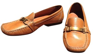 Ralph Lauren Golden tan Flats