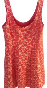 Nine West short dress Coral on Tradesy