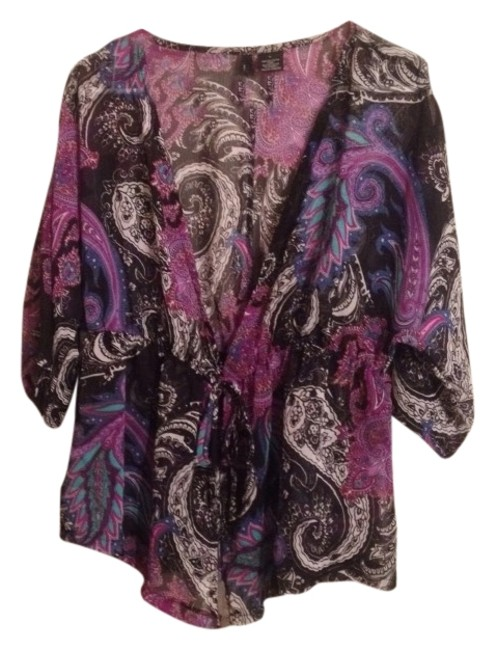 Preload https://img-static.tradesy.com/item/1586891/new-directions-purple-and-black-blouse-size-12-l-0-0-650-650.jpg