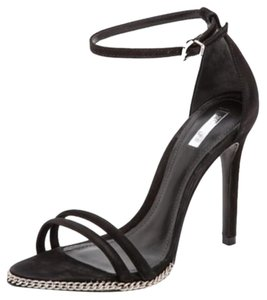 SCHUTZ Double Strap black Sandals