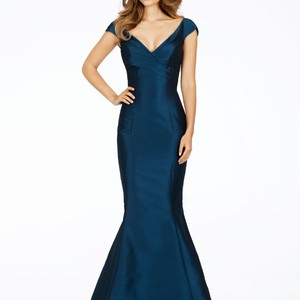 Alvina Valenta Teal Dress