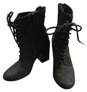 Boutique 9 Healed Combat Brown Boots