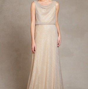 Jenny Yoo Gold Dress