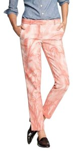J.Crew Capris Watercolor