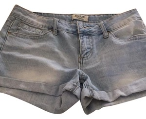 ZCO Jeans Cuffed Shorts Blue