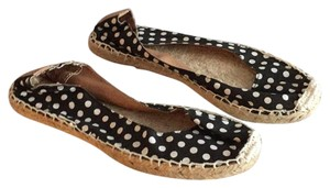 Esprit Black and white Flats
