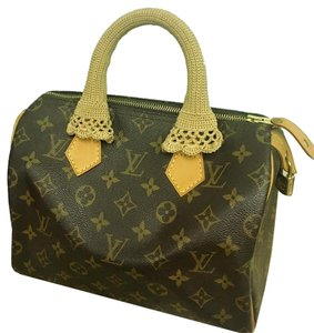 Handmade Handle Covers For Louis Vuitton Speedy Alma trouville montaigne Deauville Crochet Beige