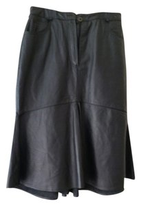 Lew Magram Skirt Black