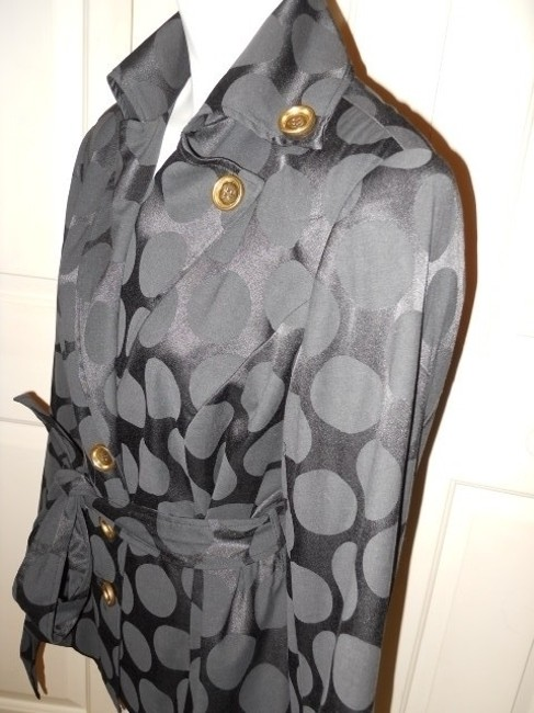 Cynthia Rowley black Jacket