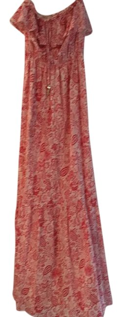 Preload https://img-static.tradesy.com/item/15871930/juicy-couture-red-beige-long-casual-maxi-dress-size-2-xs-0-1-650-650.jpg