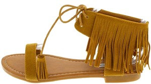Other Mustard Sandals