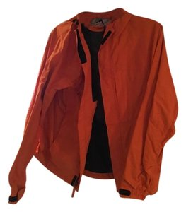 The 8th summit Orange Jacket