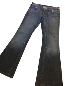 Citizens of Humanity Vintage Bell Flare Leg Jeans-Distressed