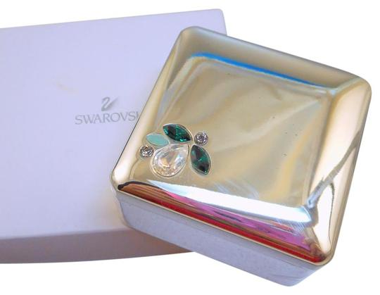 Swarovski Swarovski Crystal Jeweled Trinket Box