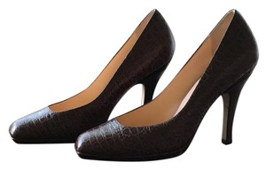 Cole Haan Chocolate Pumps