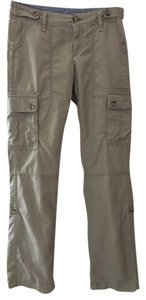 Banana Republic Cargo Chino Khaki Safari Travel Khaki/Chino Pants Beige