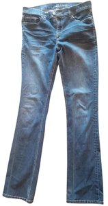 New York & Company Boot Cut Jeans-Medium Wash