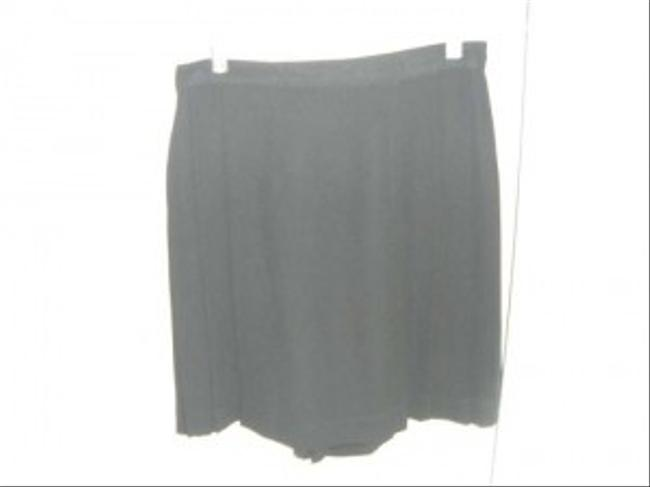 The Limited Skort Black