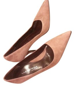 Via Spiga blush Pumps