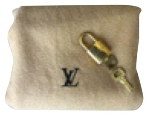 Louis Vuitton Dustbag and Lock&Key #312