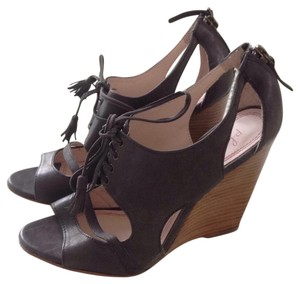 Tracy Reese Grey Wedges