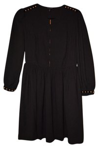 Juicy Couture short dress Black Studded on Tradesy