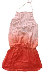 Young Fabulous & Broke short dress Pink/Red on Tradesy