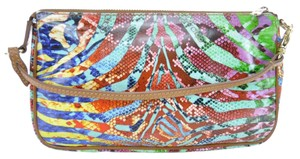 Jimmy Choo Wristlet in Multi