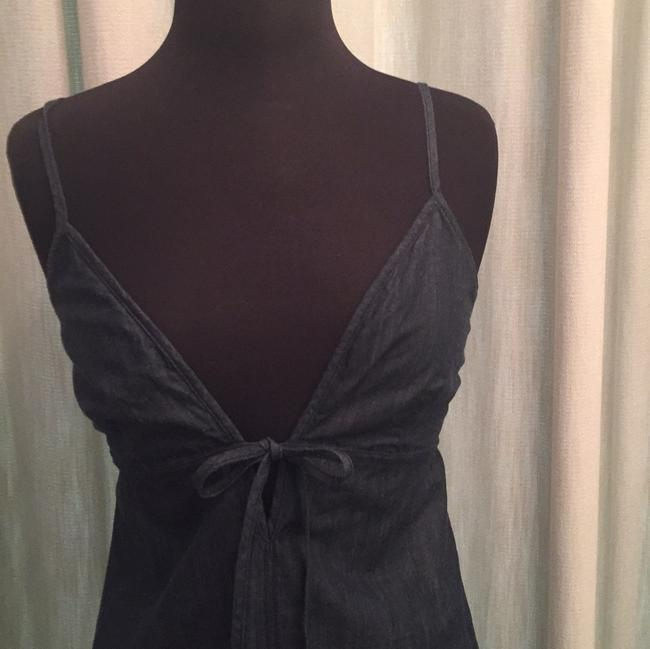 Denim Maxi Dress by 7 For All Mankind Image 1