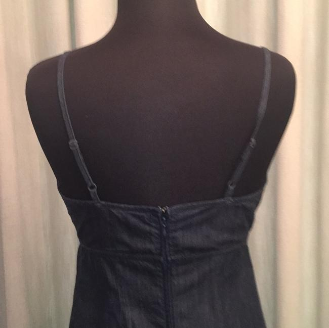 Denim Maxi Dress by 7 For All Mankind Image 5