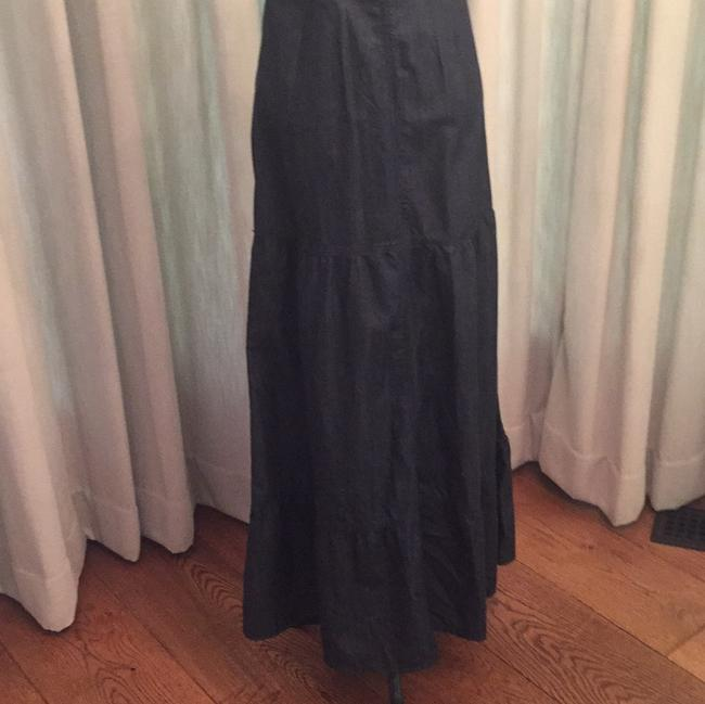 Denim Maxi Dress by 7 For All Mankind Image 6
