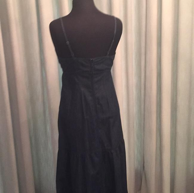 Denim Maxi Dress by 7 For All Mankind Image 7