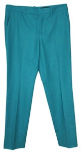 Gucci Straight Pants Teal