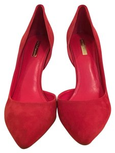 BCBGeneration New Red Pumps