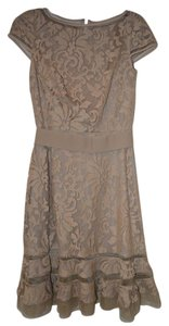 Tadashi Shoji Lace Romantic Party Dress