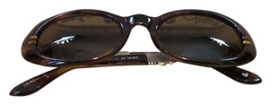 Brighton Brighton Golden Brown Handmade Sunglasses