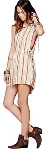Free People short dress Aztec Print Multi-Color on Tradesy