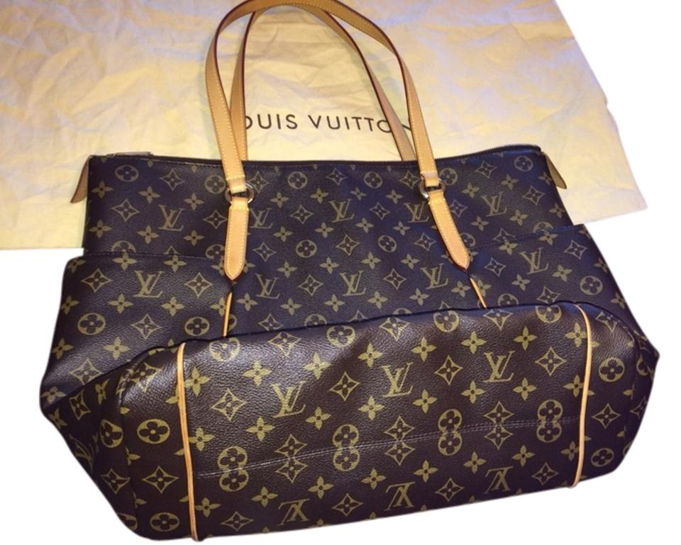 95fd854802f Louis Vuitton Totally Gm Totally Gm Coach Fendi Gucci Michael Korrs Vera  Sholder Monogram Chanel Tote ...
