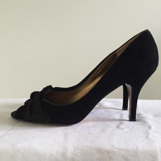 Ann Taylor LOFT Black Pumps Image 3