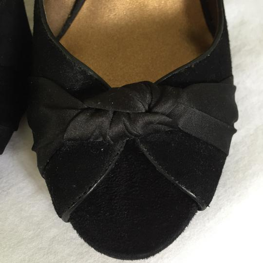 Ann Taylor LOFT Black Pumps Image 7