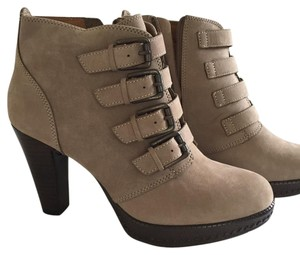 Erosoft by Sfft Stone Taupe Nubuck Boots