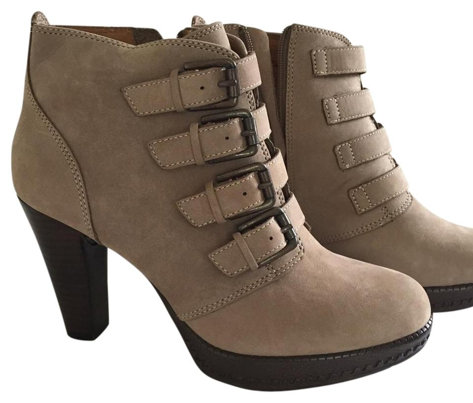 Eürosoft by S?fft Boots/Booties Stone Taupe Nubuck Antica Boots/Booties S?fft 7ac755