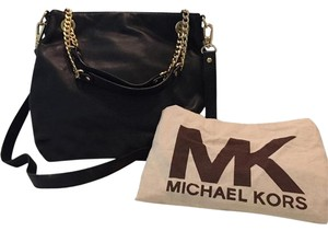 Michael Kors Jet Set Chain Tote Cross Body Bag