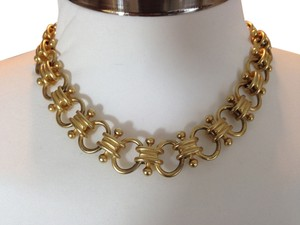 Erwin Pearl Gold Plated Choker Necklace