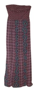 Multicolor Maxi Dress by Xhilaration