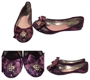 Rouge Purple Flats