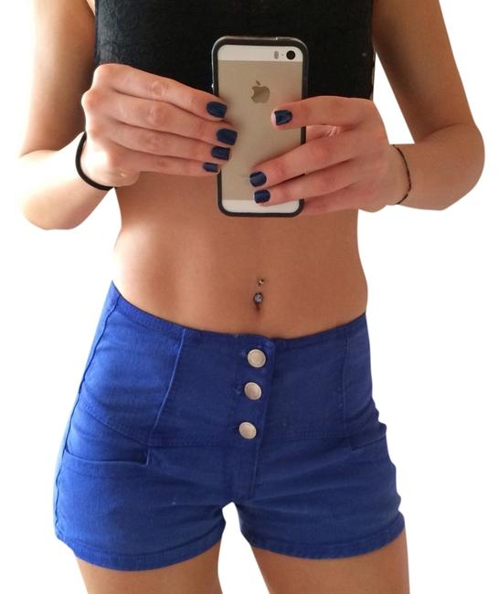 Special X Shorts Blue
