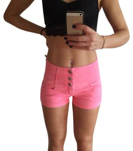 Special X Shorts Neon Pink, Pink