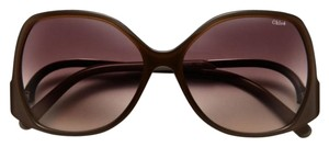Chloé Emilia 57mm Oversized Square Sunglasses CE675SL
